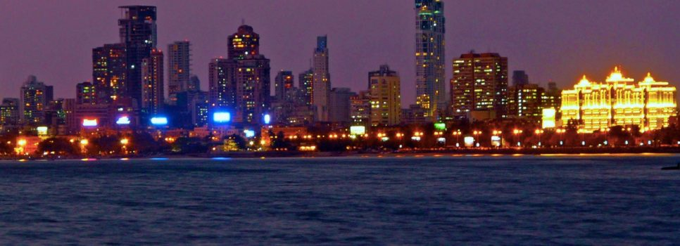 Mumbai - population 18.4 million