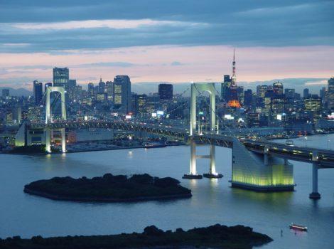 Tokyo - population 13.2 million